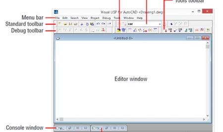 Visual LISP – автоматизaция в AutoCAD
