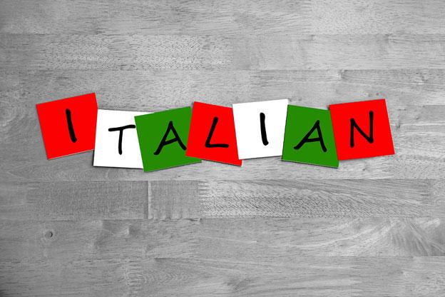 Италиански език - произношение