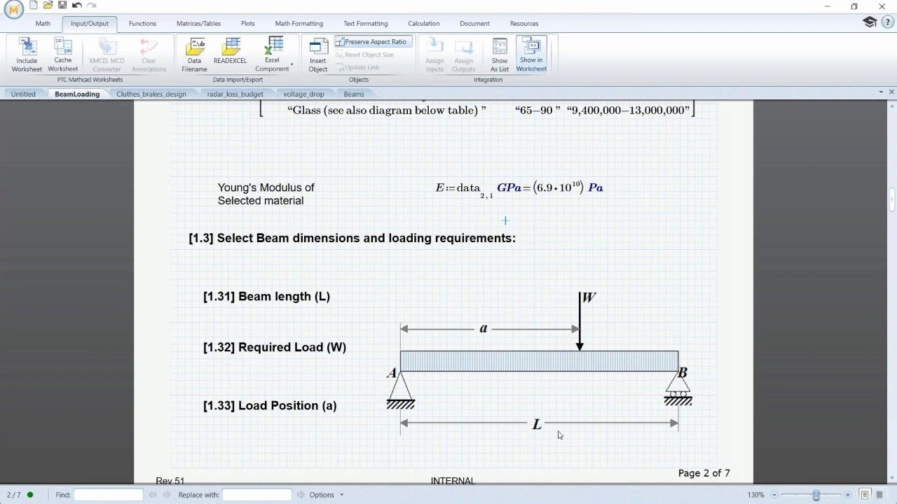 Теоретична механика с MathCAD