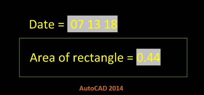 AutoCAD Diesel в комбинация с полета